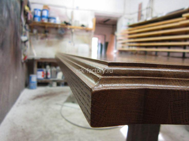 Мебельный щит из дуба: купите дуб в наличии и под заказ