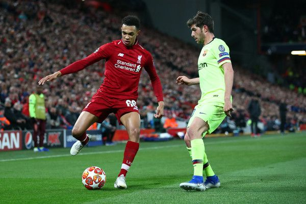Trent Alexander-Arnold Photos Photos: Liverpool vs. Barcelona ...
