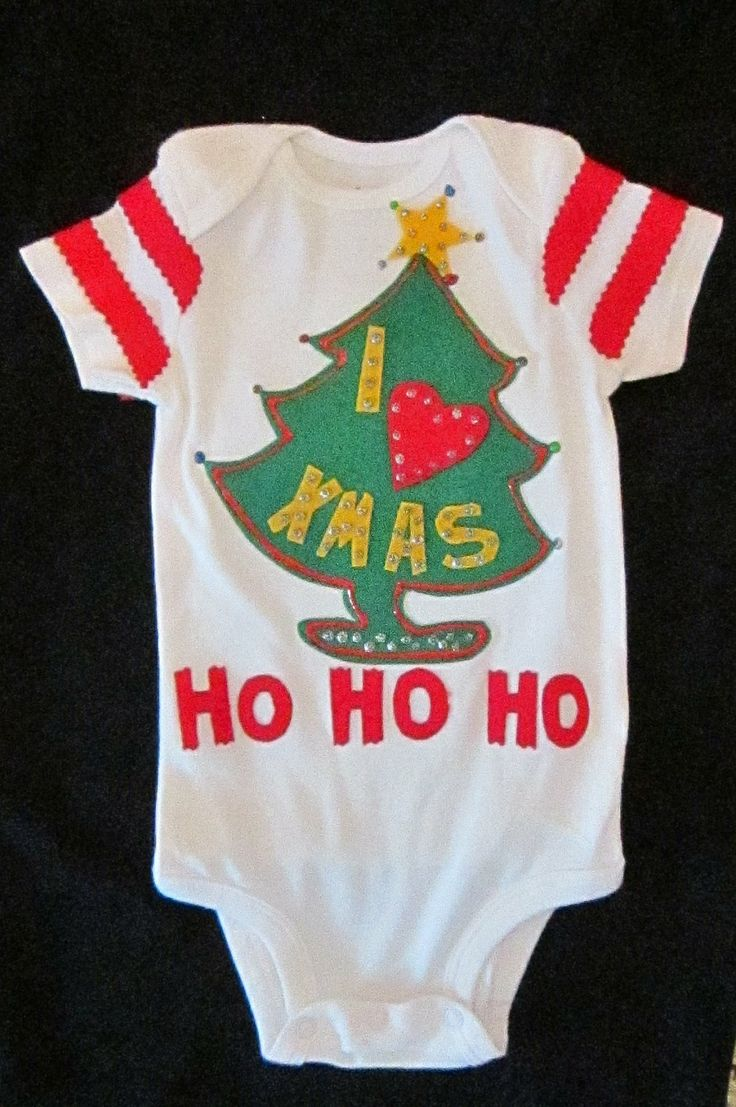 "my child will wear this one day...and his first word will be ""holiday-whobie-whatie"""