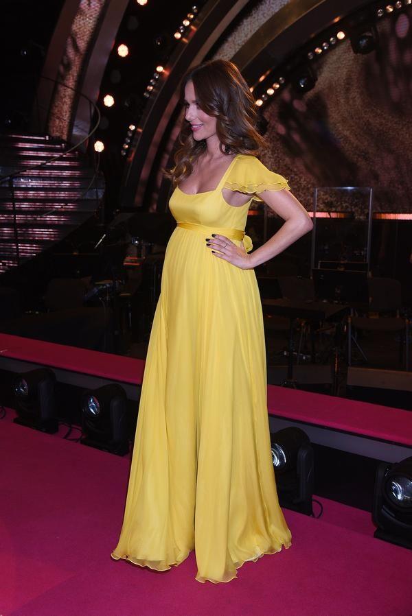 Paulina Sykut jak księżniczka Disneya w ciążowej sukience (FOTO)
