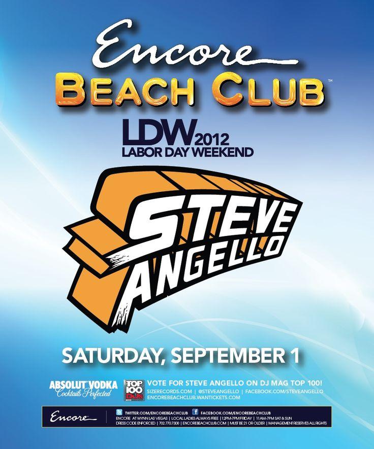 Encore Beach Club Cheap Tickets