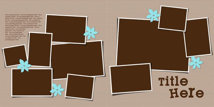 photo book templates