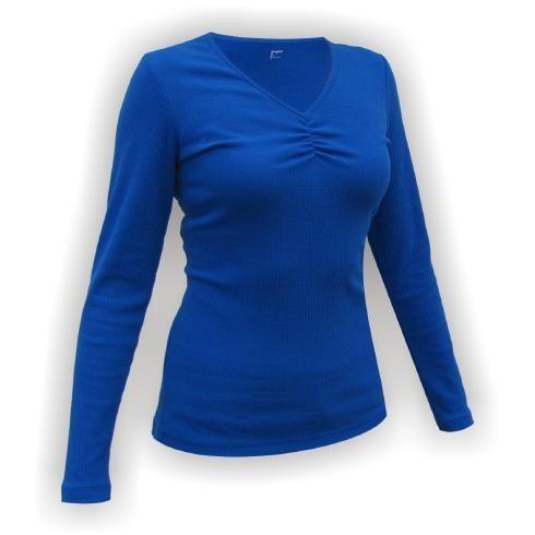 Jitex - Textil, funkční prádlo, oblečení, termoprádlo | Tradiční pletené výrobky | Trička | tričko pro ženy KUDOLA 801,XL-XXL