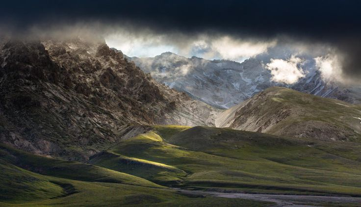 Abruzzo Mountains