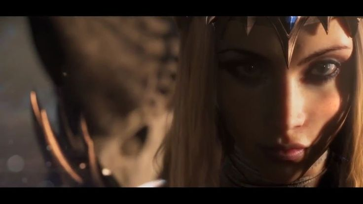 매우 인상적인 오프닝 '네버윈터' The Siege of Neverwinter 시네마틱 풀버전 cinematic
