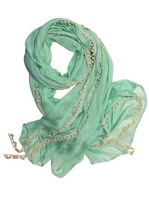 Mint green scarf: Fashion, Mint Green, Style, Color, Modcloth, Scarfs, Mint To Be, Accessories