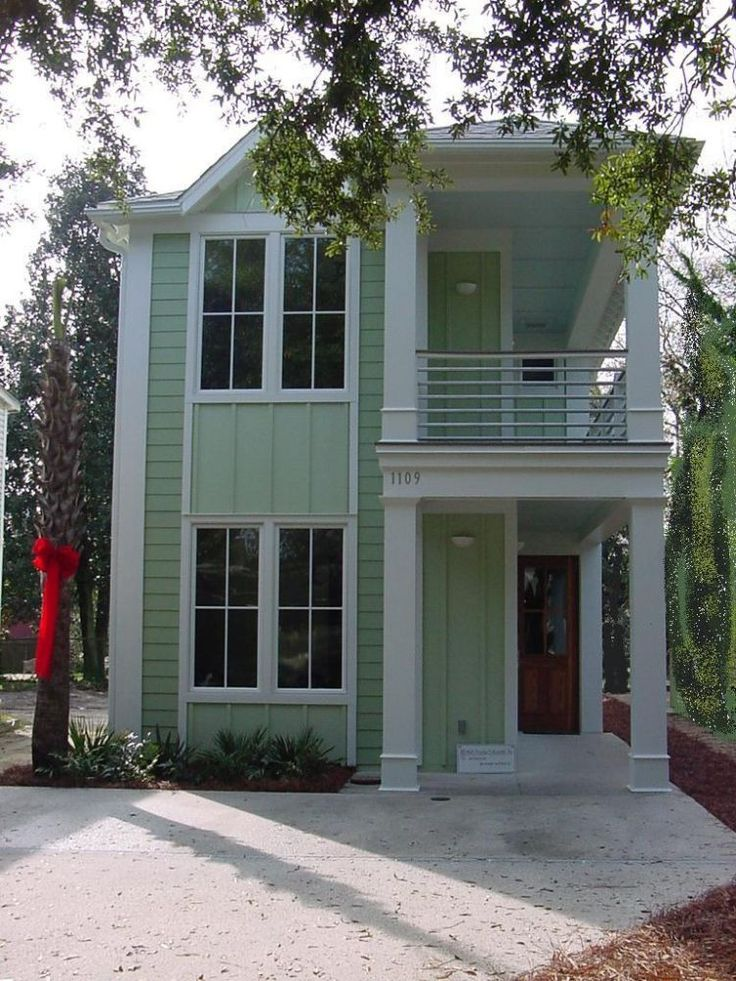 17 best images about nola shotgun houses on pinterest for Shotgun home designs