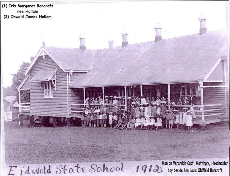 1912 Eidsvold School