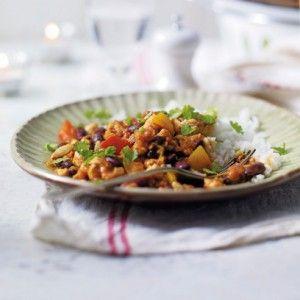 Healthy Chicken Chilli