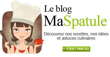 Livres recettes - MaSpatule.com