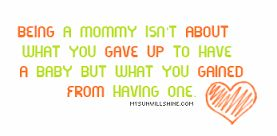 Image result for mommy to be quote