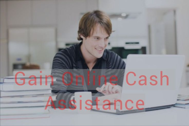 Grab online cash assistance to meet fiscal urgency without paying any additional fee.