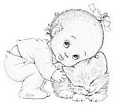 245 best New baby coloring images on Pinterest