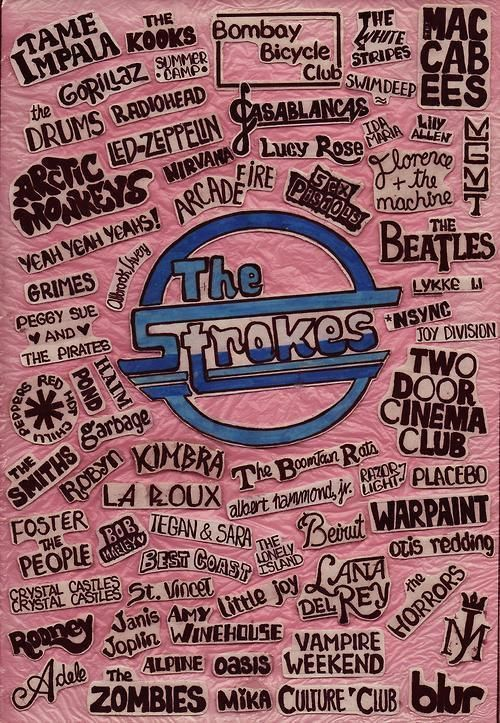 Bands we love