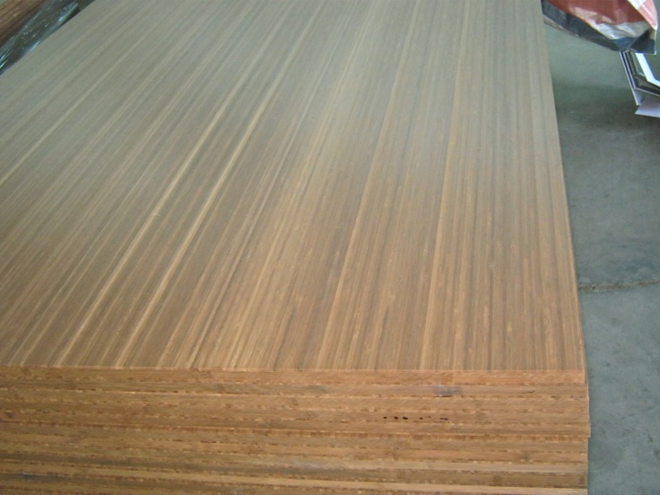 Super Dark Carbonated,heat Treated,espresso Bamboo Plywood Panels