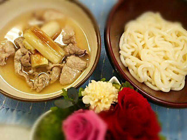 Cool & Hot 冷たい麺フェア最終日(*^^*) - 32件のもぐもぐ - 肉汁つけうどん by houzantei