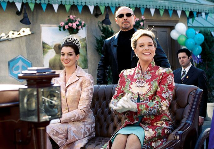 Good news for fans of the Princess Diaries!