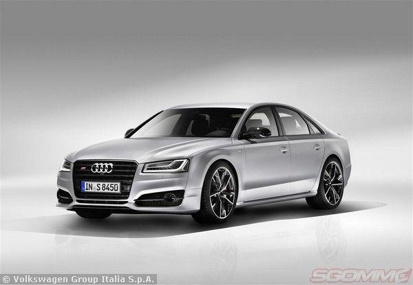 Nuova Audi S8 plus: la berlinona premium da 605 CV!