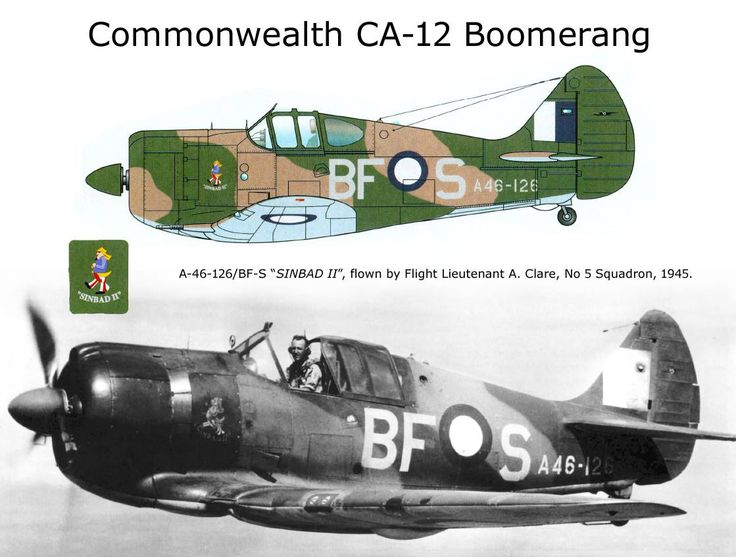 CA-12 Boomerang