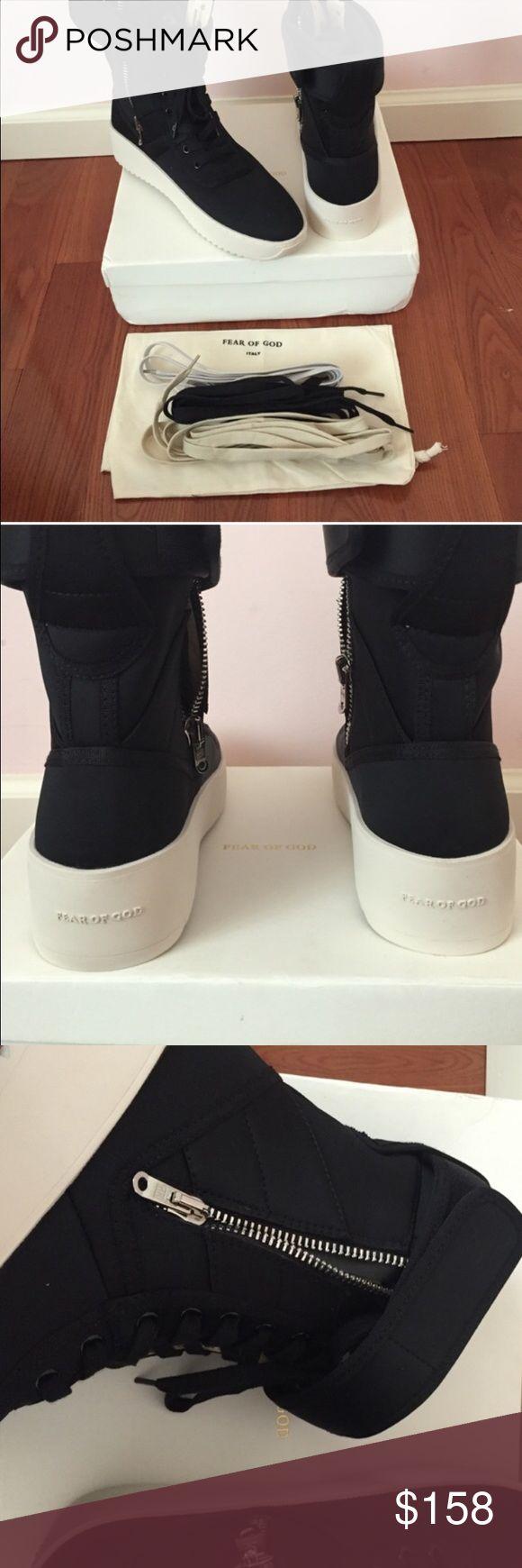 Fear of God FOG Military Sneaker Boot