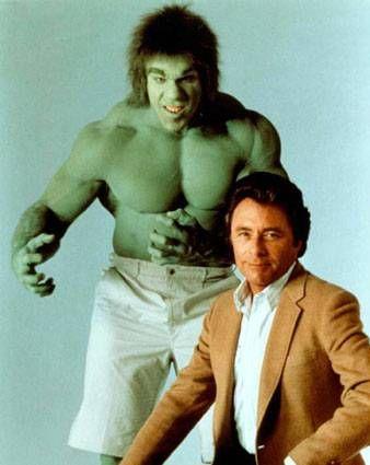 Vintage TV The Incredible Hulk
