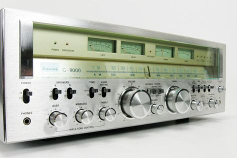 With vintage audio museum pity, that