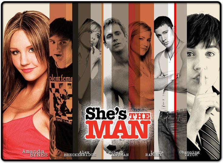 she's the man    Kino Filme Quizze -» She's the man