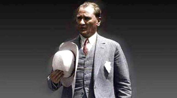 Bir milletin dirilişi: 19 MAYIS 1919 Atatürk'ü Anma Gençlik ve Spor Bayramımız kutlu olsun