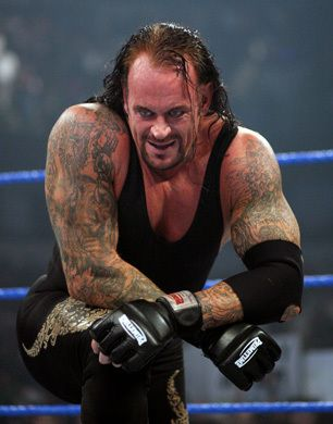 "( CELEBRITY MAN 2016 ★ The Undertaker WWE ) ★ Mark William Calaway - Wednesday, March 24, 1965 - 6' 10"" 299 lbs - Houston, Texas, USA."