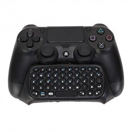 ¡Disfruta al máximo de tu PS4 con este útil mini teclado!