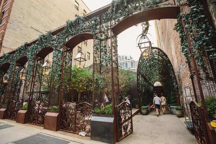 Luxury Manhattan Hotel Photos - NOMO SOHO