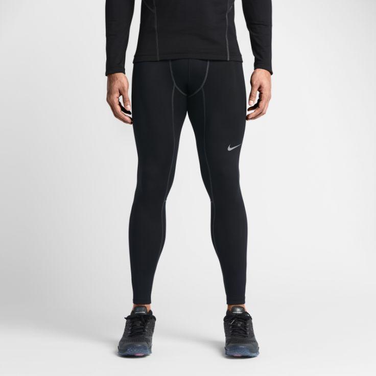 Health Goth // Nike / Nike Pro Combat Hyperwarm Compression Lite