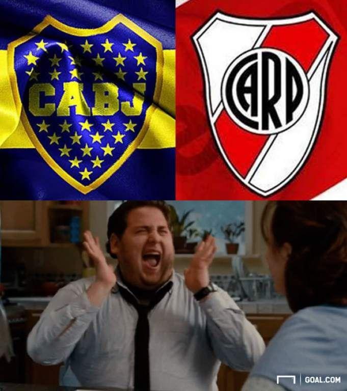 Foto 11 Los Mejores Memes De La Final Boca Juniors River Plate En La Copa Libertadores Diario La Prensa Boca Juniors Memes Boca