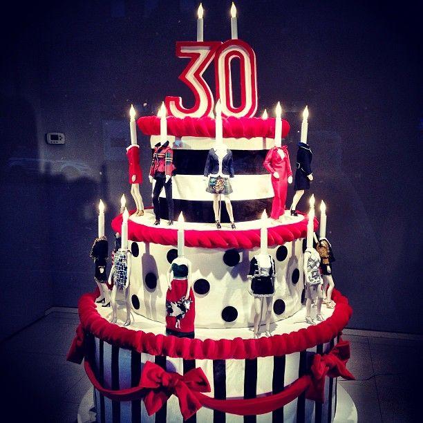 Moschino 30 Birthday Cake Nyc Beauty Moschino30