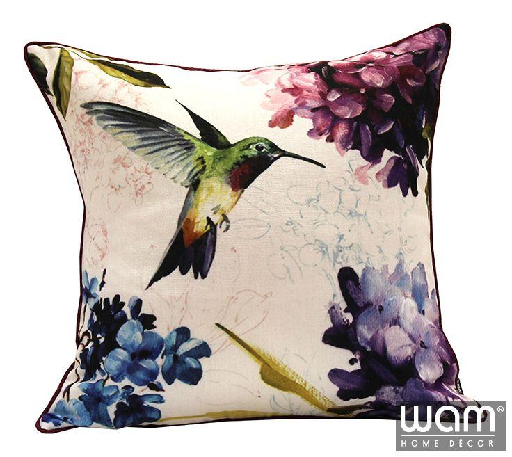 Honey Bird Cushion - beautiful cushions to suit your Homes Décor  www.wamhomedecor.com.au