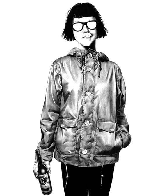 Shohei Otomo Carhartt Campaign