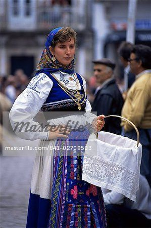Super 167 best Portuguese Folk Costume: Traje de Domingar images on  KL46