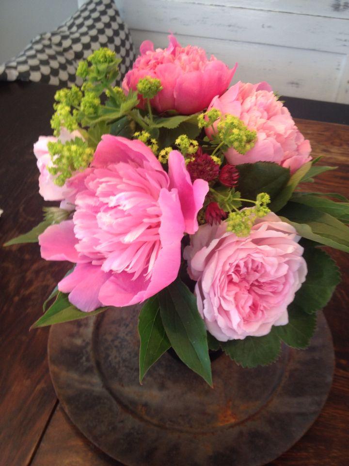 Älskade blomster