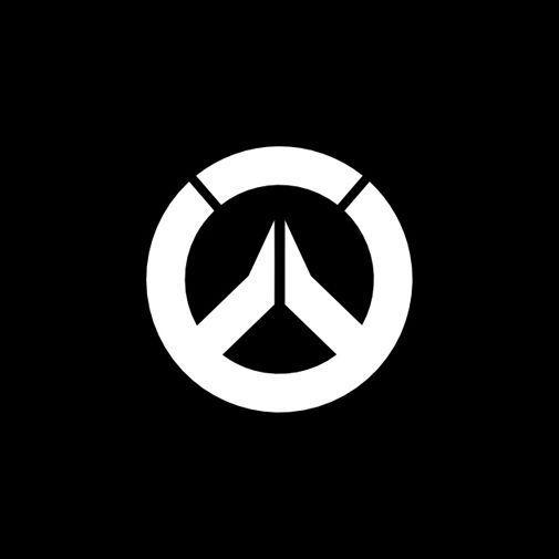 Overwatch Logo Decal Sticker roadhog lucio junkrat DVA 052