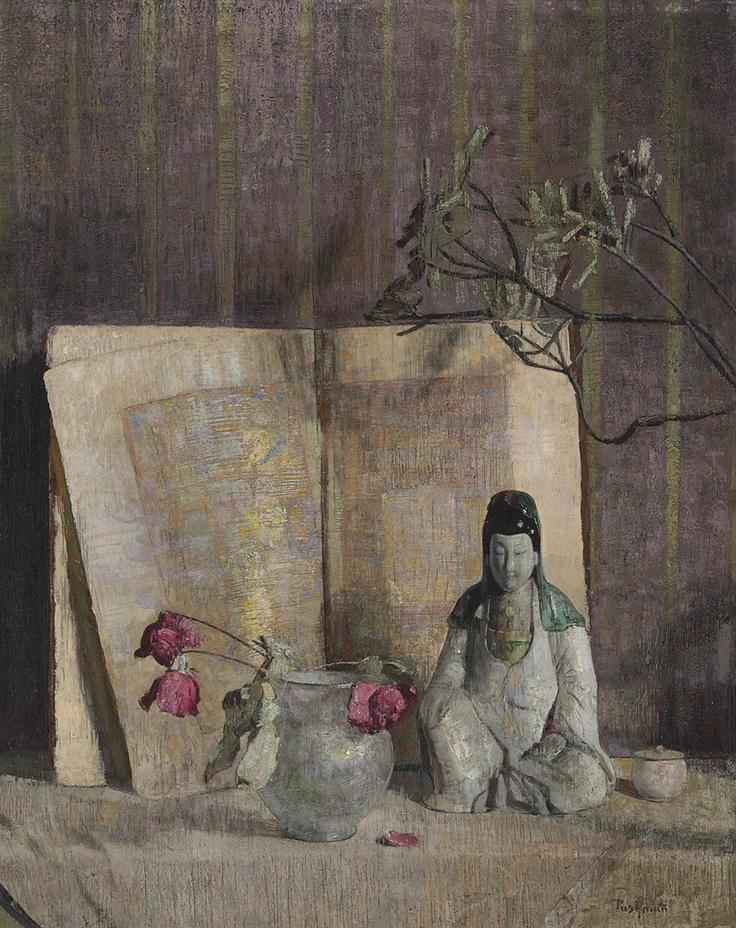 Hovsep Pushman (1877 - 1966) still life.