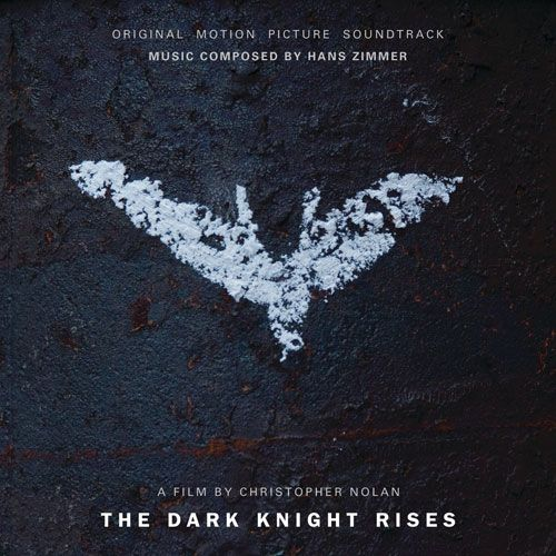The Dark Knight Rises - Movie Soundtrack