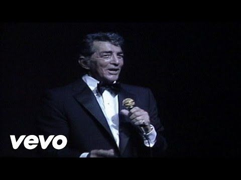 Dean Martin - Everybody Loves Somebody (Live In London) - YouTube