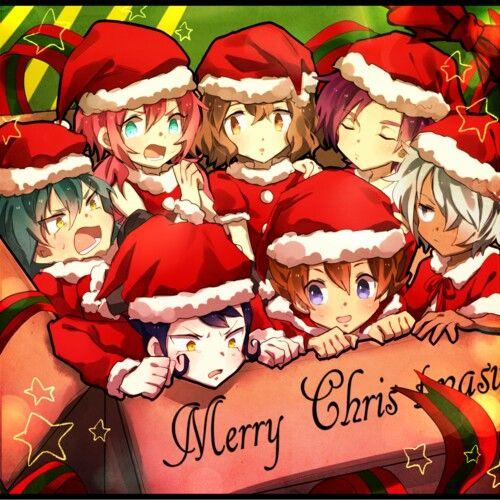 Merry Christmas Inazuma Go