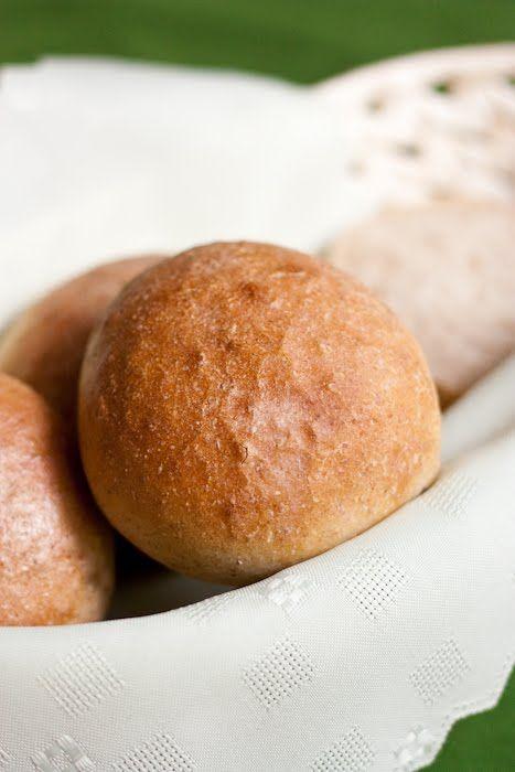 Twoje&Moje: Najłatwiejsze bułki pszenno-żytnie