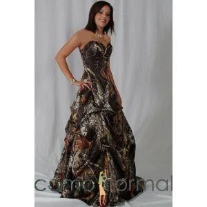 112 best camo dresses images on Pinterest | Camo dress, Camo prom ...