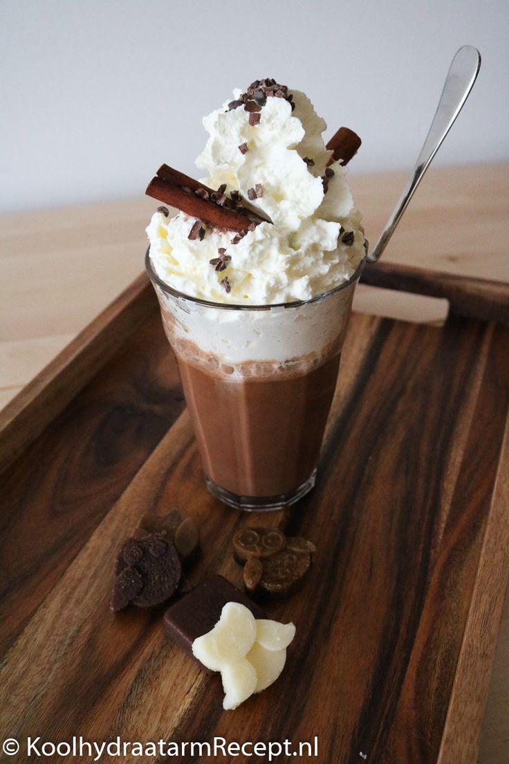 chocolademelk koolhydraatarm