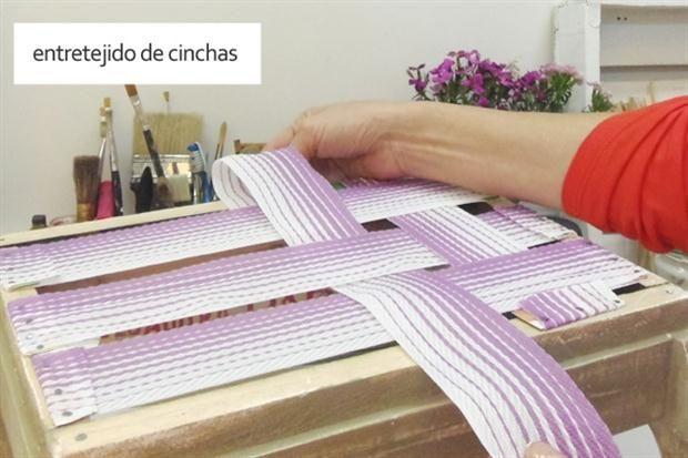 M s de 25 ideas nicas sobre baules de mimbre en pinterest - Reciclar cestas de mimbre ...