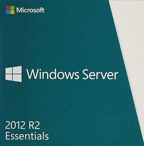 Microsoft Windows Server Essentials 2012 R2 64 Bit English DVD, 2016 Amazon Top Rated Networking & Servers  #Software