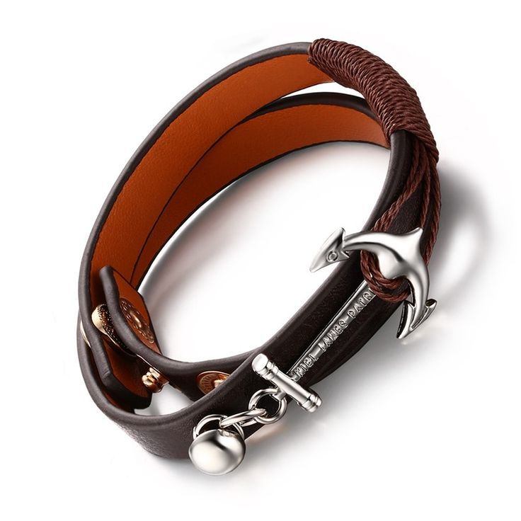 Like and Share if you want this  Retro Anchors Genuine Leather Bracelets     Tag a friend who would love this!     FREE Shipping Worldwide     Get it here ---> https://levanra.com/retro-anchors-genuine-leather-bracelets/