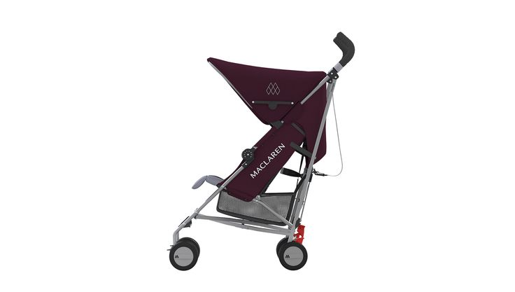 The Maclaren Triumph Pushchair simply the best.. Check out why..